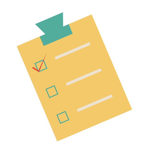 Checkliste zur Wahl des richtigen Bauunternehmens